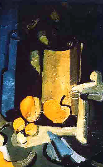 Oil painting 1969 - 1972